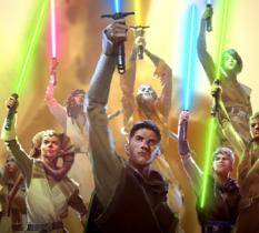 Disney et Lucasfilm dévoilent un trailer pour leur prochain projet Star Wars: The High Republic
