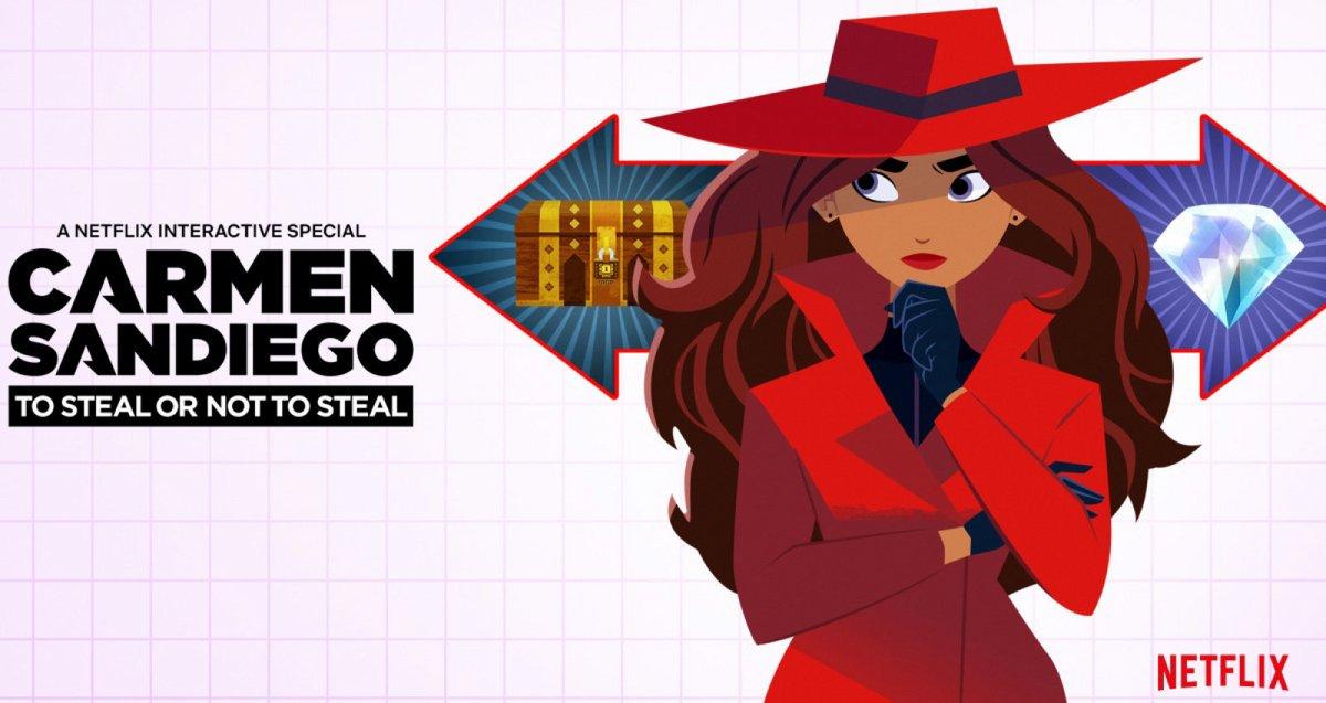 Carmen Sandiego : une nouvelle expérience interactive... sur Netflix !