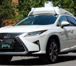 Toyota investit 400 millions de dollars dans Pony.ai, une start-up de véhicules autonomes