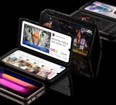 Le LG V60 ThinQ 5G est officiel, et il a deux écrans