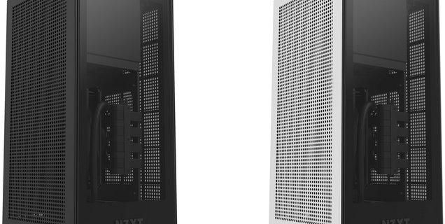 NZXT dévoile son H1, un boîtier Mini-ITX séduisant au format vertical
