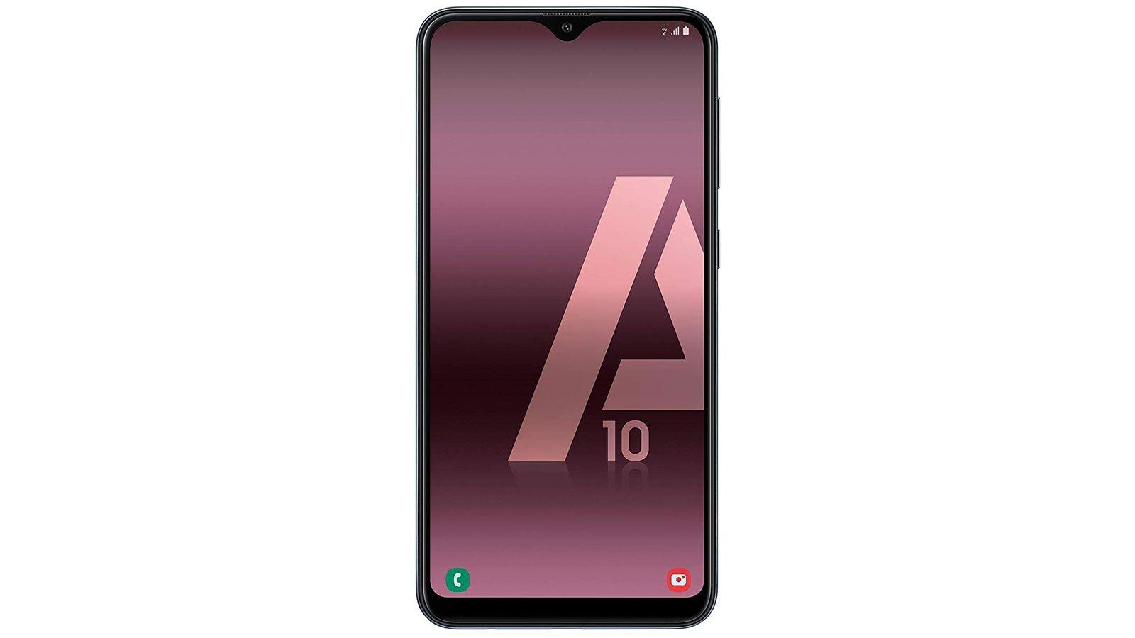 Et le smartphone Android le plus vendu en 2019 est... le Samsung Galaxy A10 !
