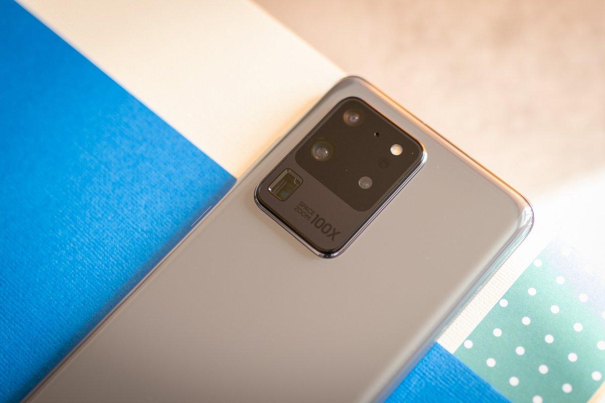 Samsung Galaxy S20 Ultra test © © Pierre Crochart pour Clubic