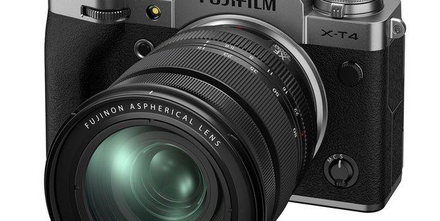 Fujifilm dévoile le X-T4, le prochain flagship de sa gamme hybride