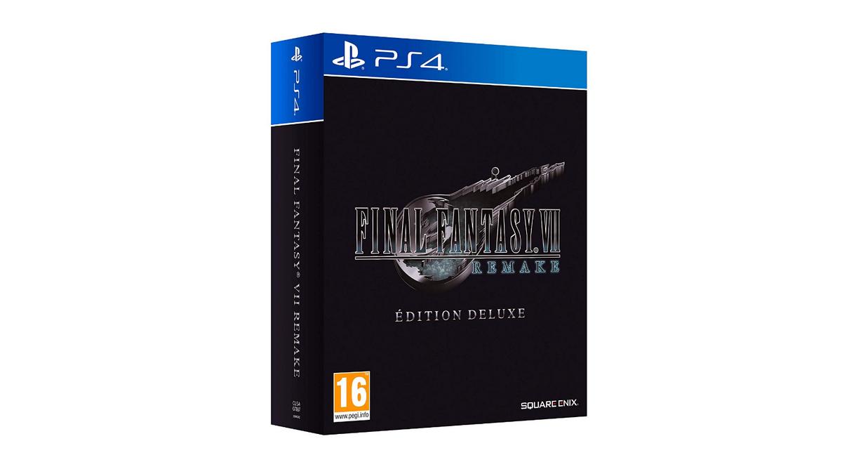 Final Fantasy VII Remake édition Deluxe