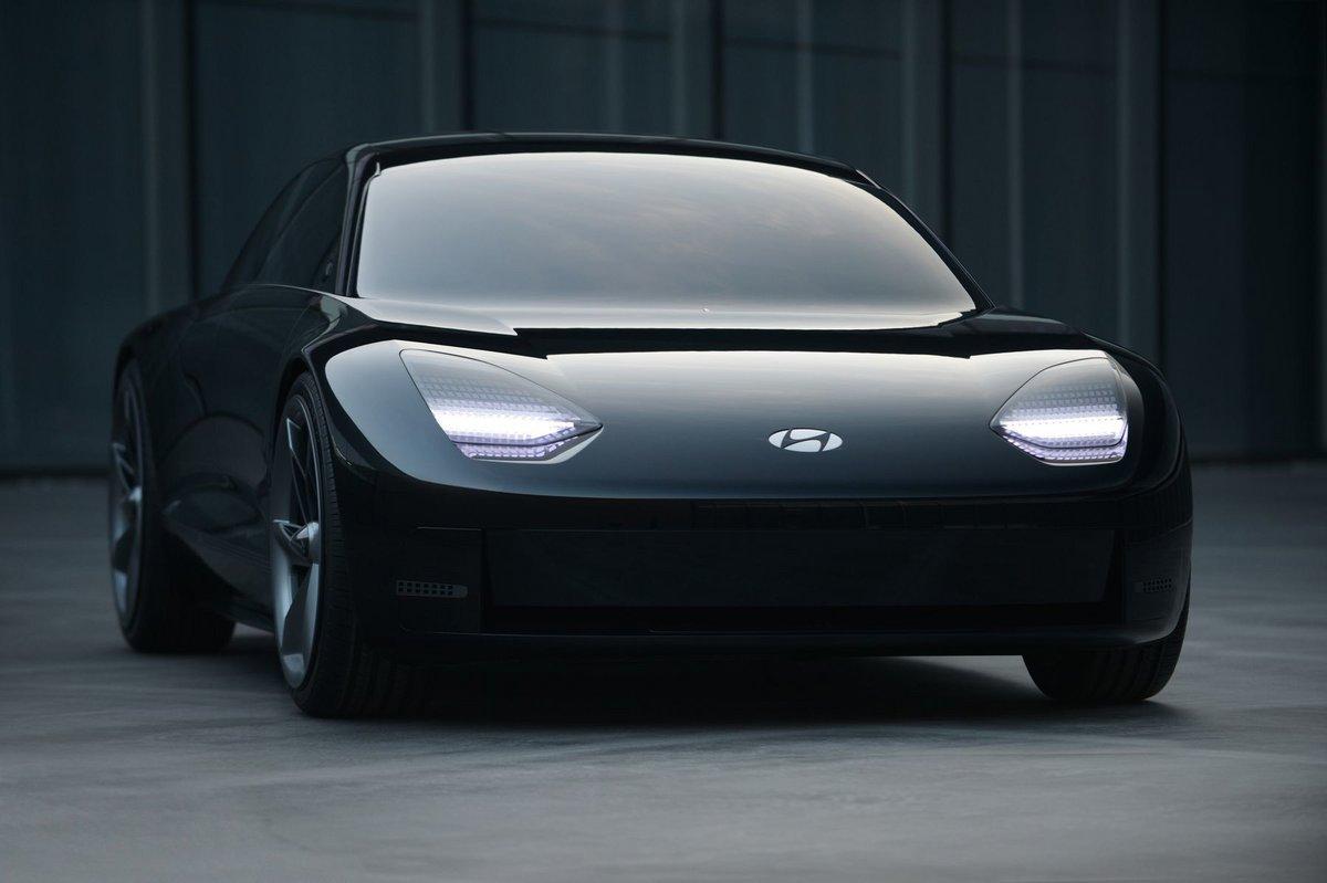 Hyundai Prophecy concept car électrique