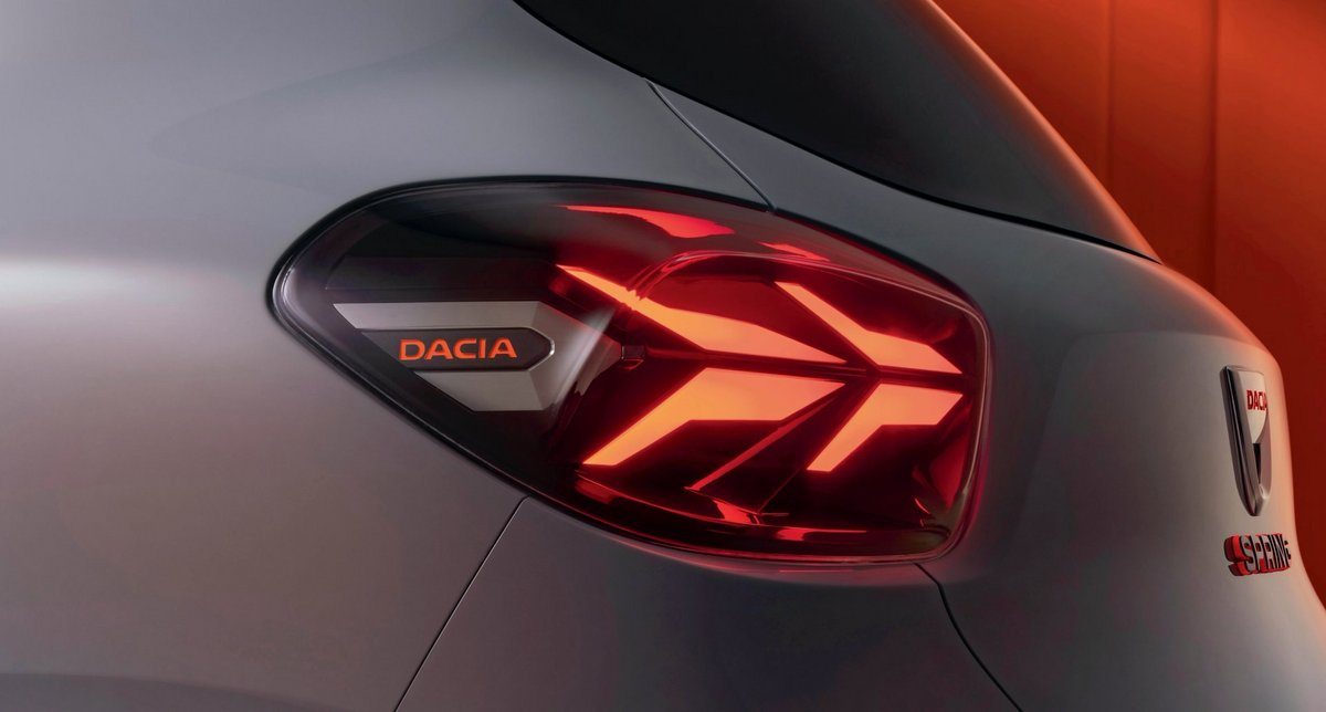 Dacia Spring