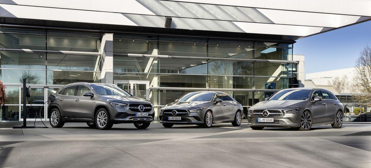 Mercedes GLA E