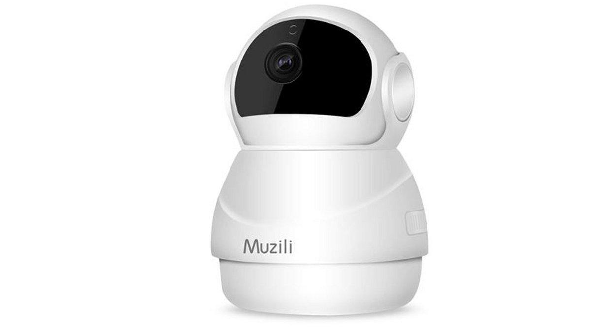 Caméra surveillance muzilli