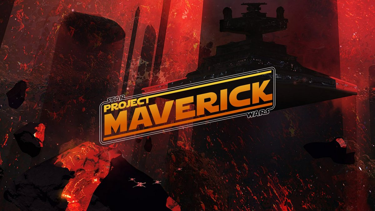 Project Maverick Star Wars