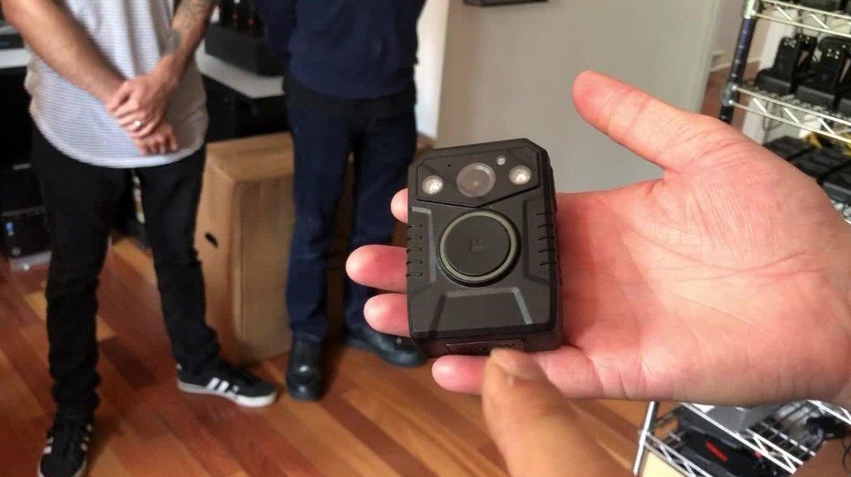 Caméra embarquée reconnaissance faciale