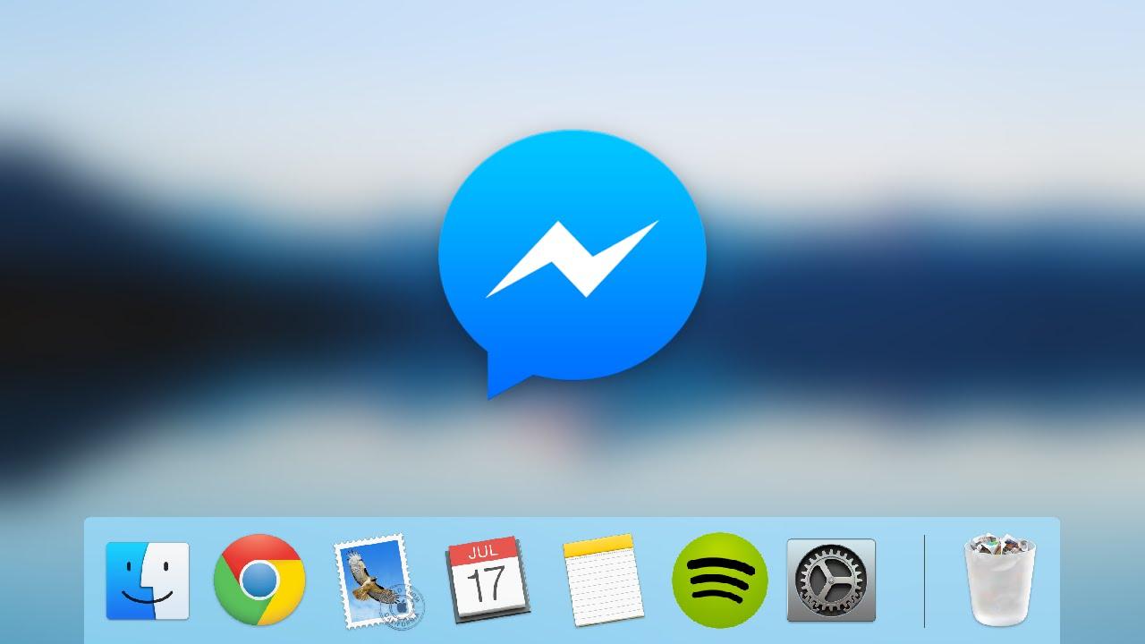 Facebook annonce une application Messenger pour Windows et macOS avec mode sombre intégré