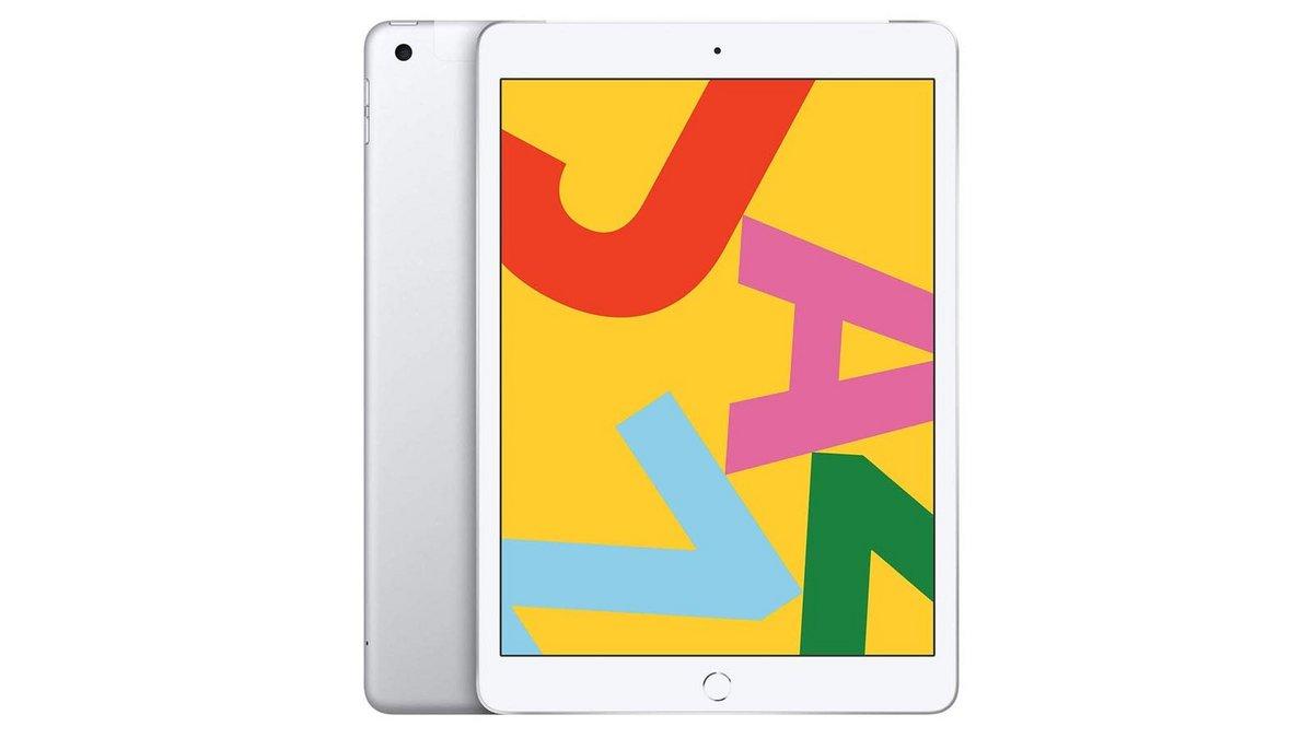 Nouvel iPad Argent