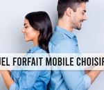 Forfait mobile : RED, Free, B&You et Sosh, quel meilleur forfait 4G choisir ?