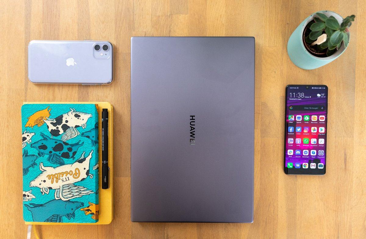 Huawei MateBook D14 2020 test