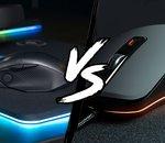 Asus ROG Chakram / Lexip NP93 Alpha : les souris se mettent au stick