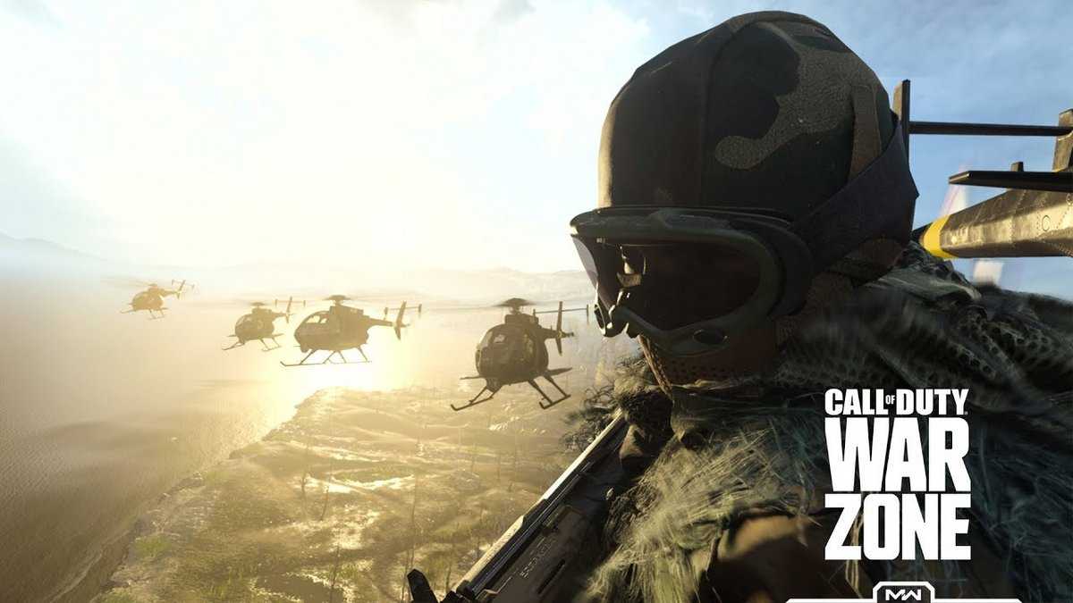 Call of Duty Warzone © Activision