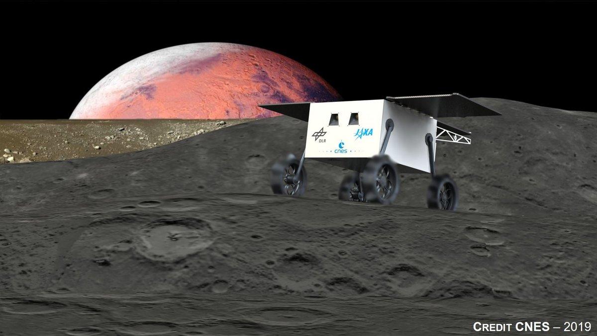 MMX Rover CNES