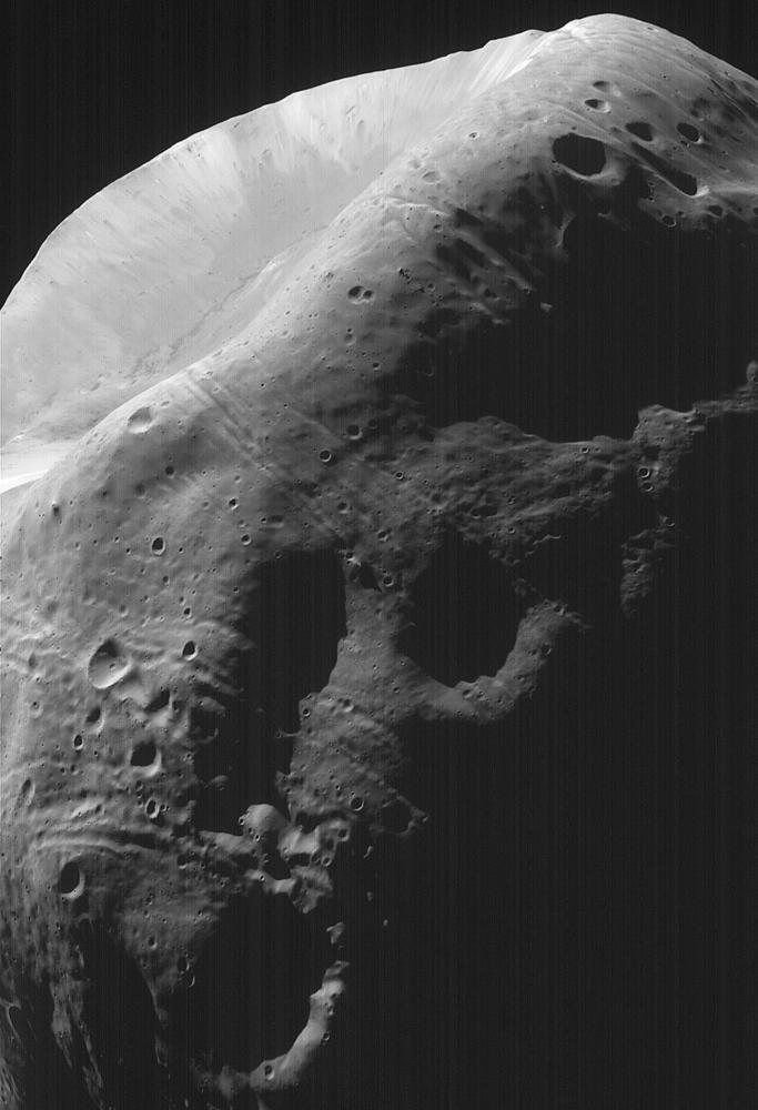 Phobos 2 MMX © NASA/JPL-Caltech/University of Arizona