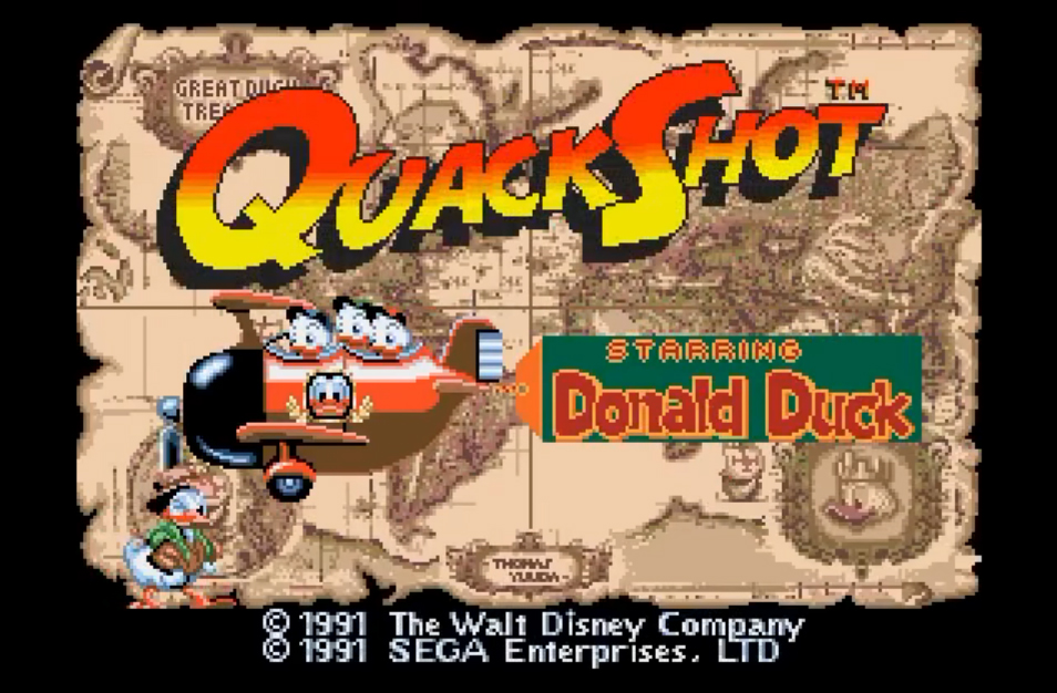QuackShot