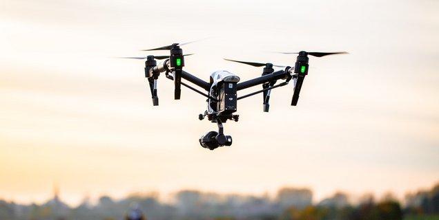 La Quadrature du Net attaque les drones policiers en justice