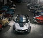 Six ans plus tard, BMW cesse la production de son i8 hybride