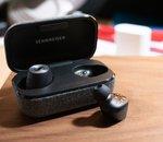 Sennheiser Momentum True Wireless 2 : nouvelle version avec ANC et autonomie en hausse