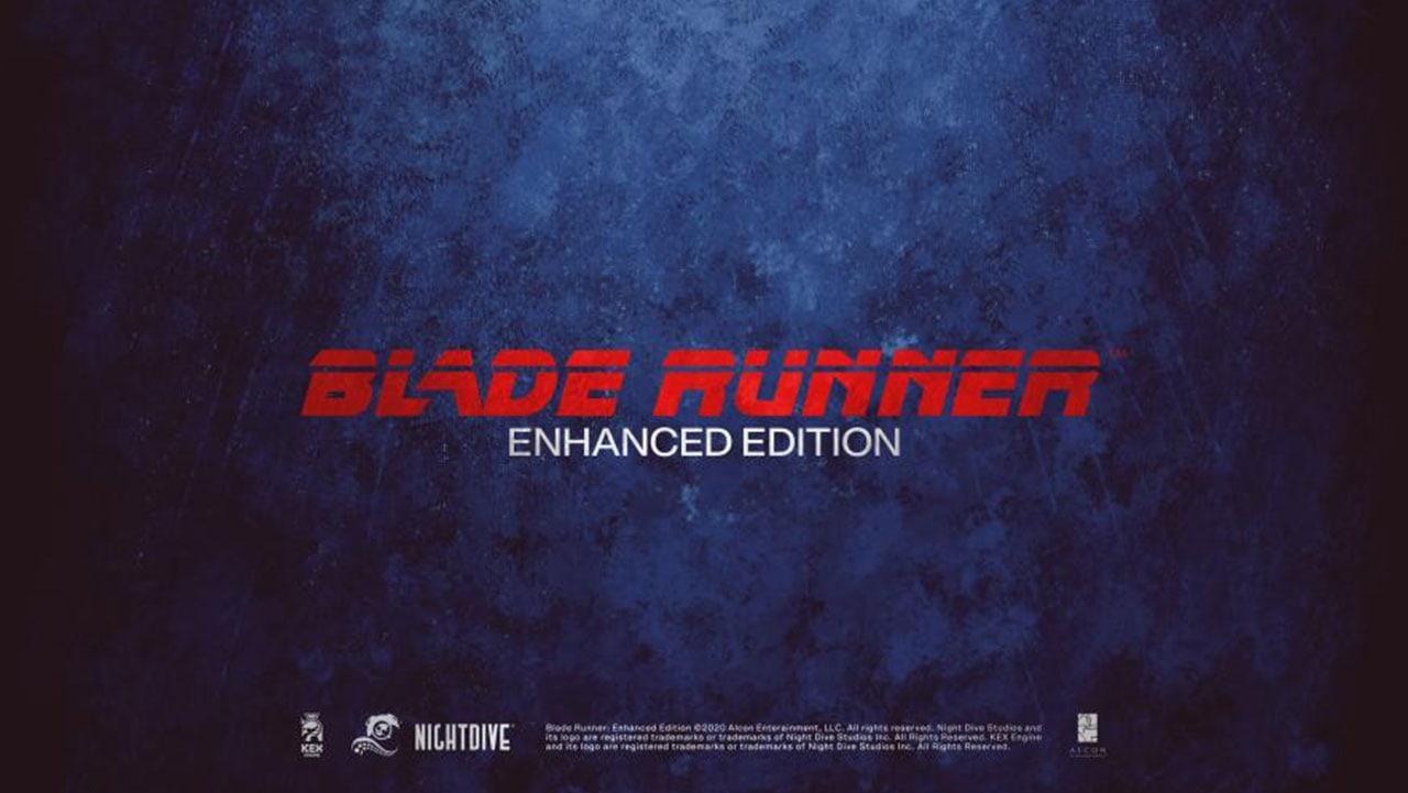 Le point & click de 1997 revient dans une Enhanced Edition — Blade Runner