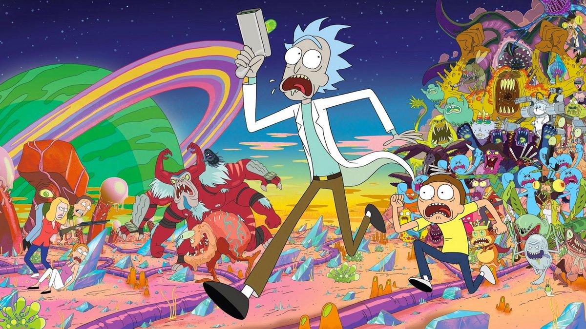 Rick and Morty © Adult Swim