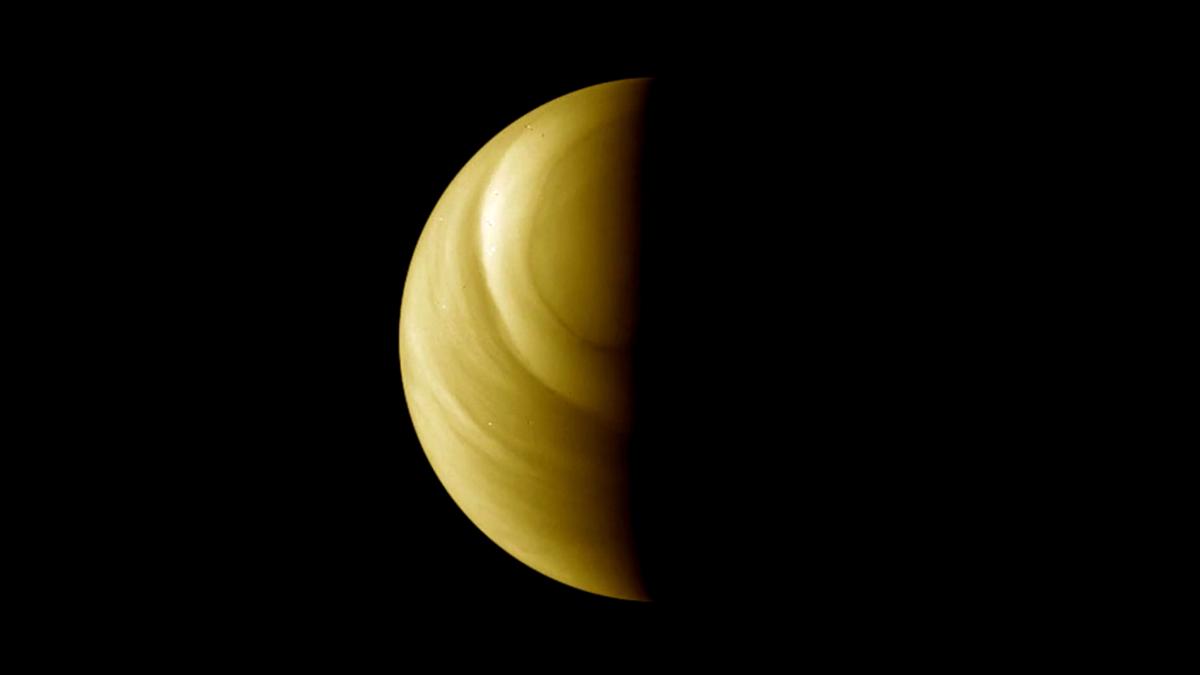 Venus par Venus Express © ESA
