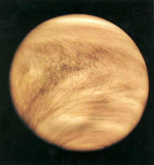 Venus par Pioneer Venus Explorer