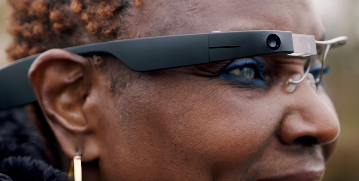Google Glass Envision