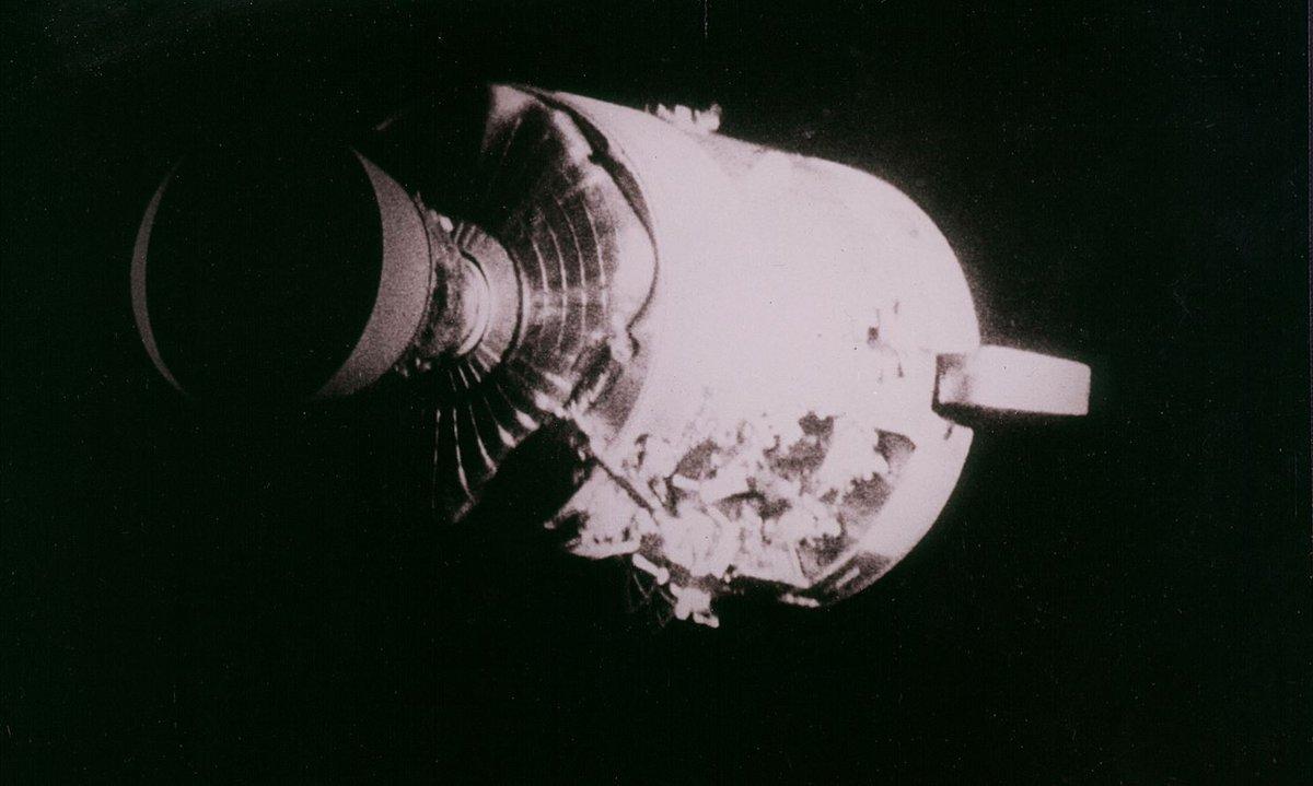 Apollo 13 module de service