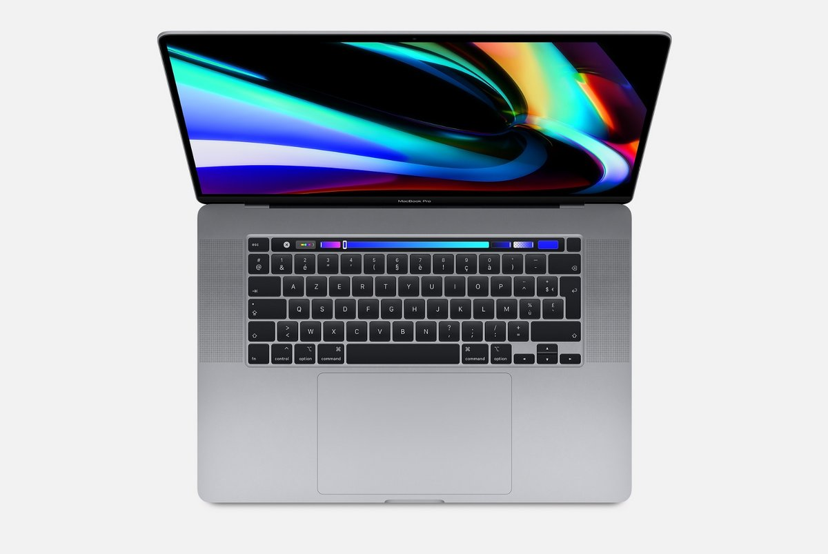 MacBook Pro 16 © © Apple