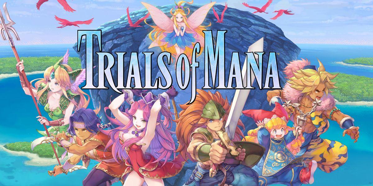 Trials Mana