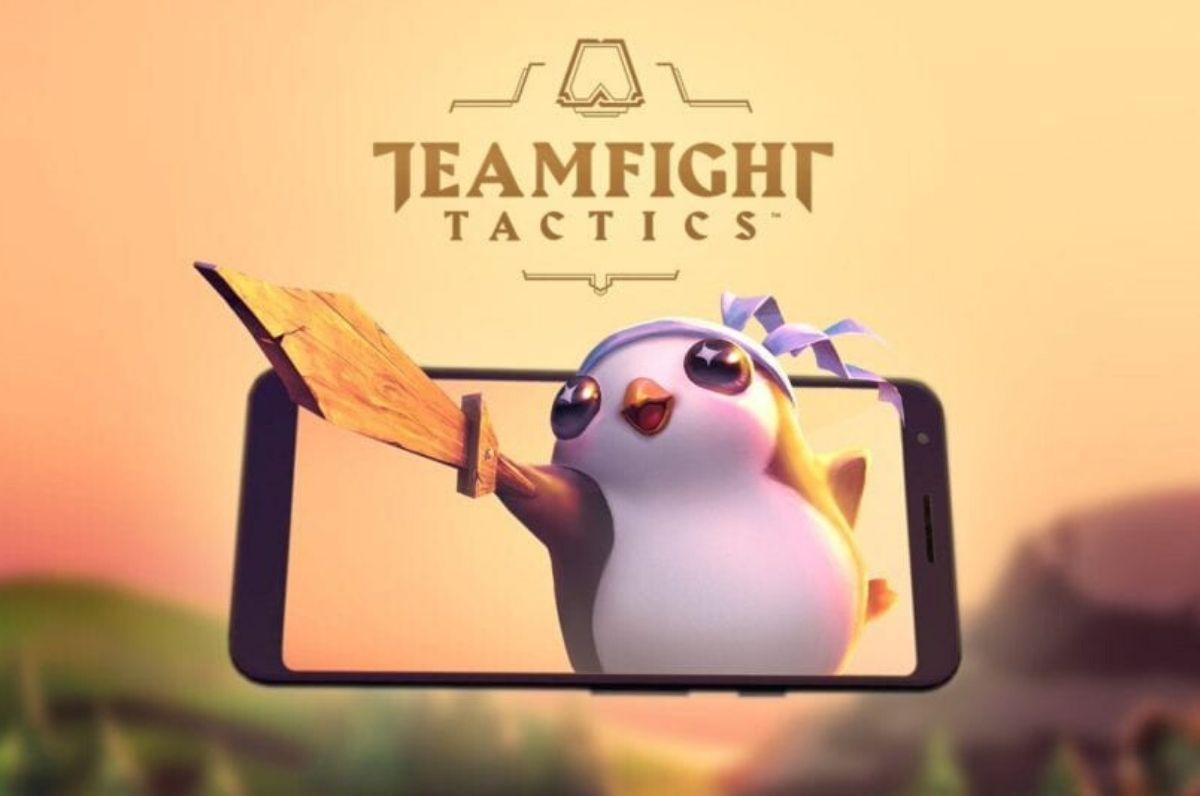 Teamfight Tactics TFT
