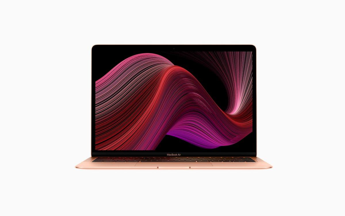 MacBook Air 2020 ©Apple