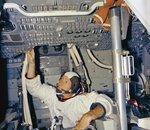 L'astronaute Al Worden, vétéran des missions lunaires Apollo, est décédé