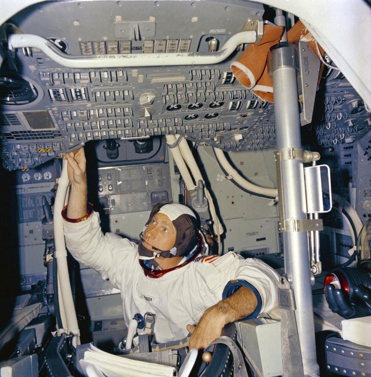 Al Worden Apollo 15