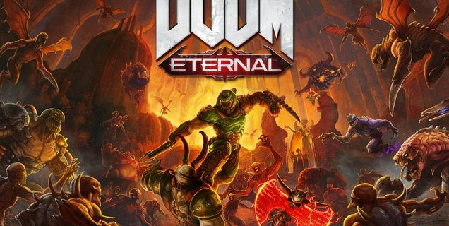 Test DOOM Eternal (MàJ) : on a testé le mode multijoueur