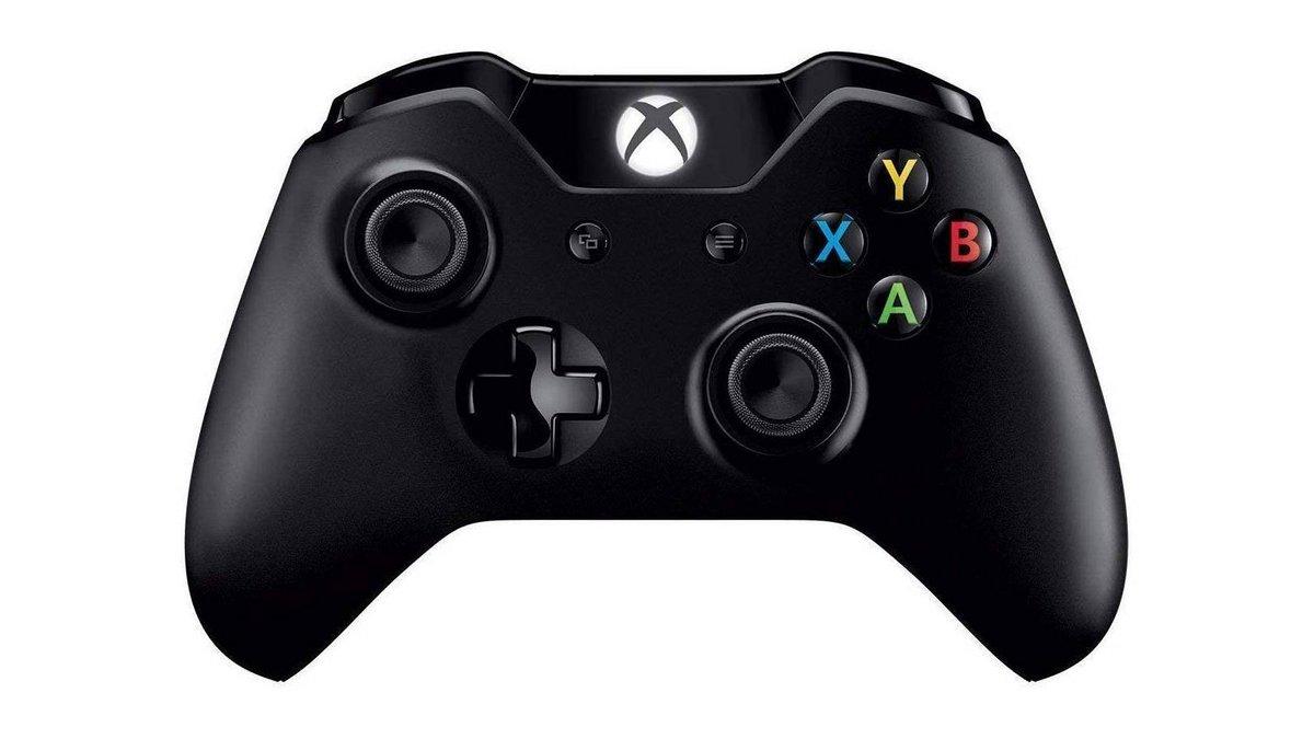 manette Xbox One sans fil avec cable.jpg