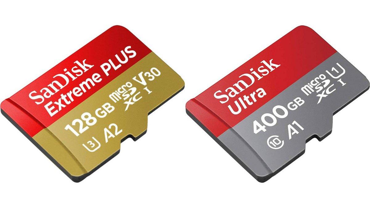 cartes memoire micoSDXC 128 et 400 Go.jpg