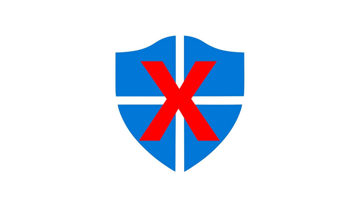 Windows Defender Stop