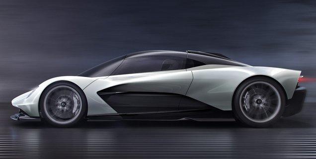 Aston Martin dévoile le moteur V6 bi-turbo qui équipera sa future hybride Valhalla