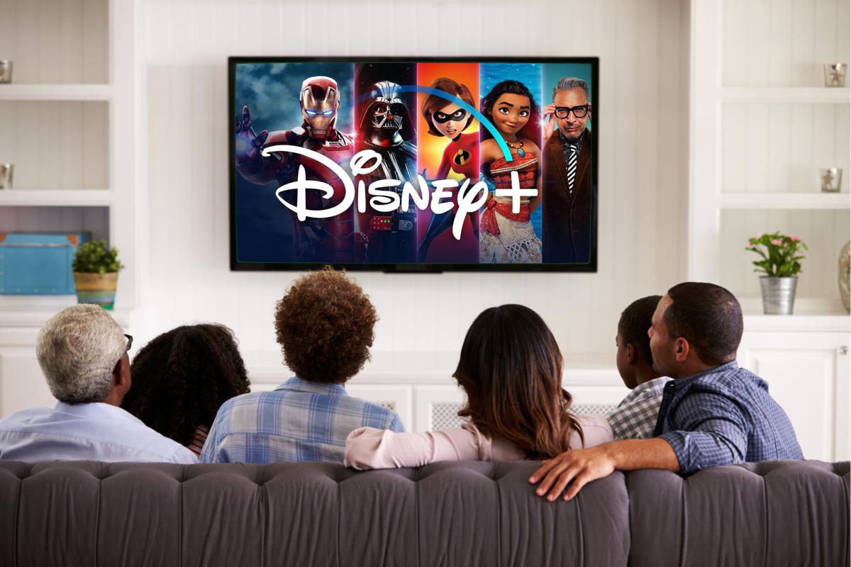 Dinsey + TV