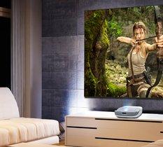 Test Viewsonic PX800HD, une immense image Full HD aux couleurs très justes, parée pour le jeu