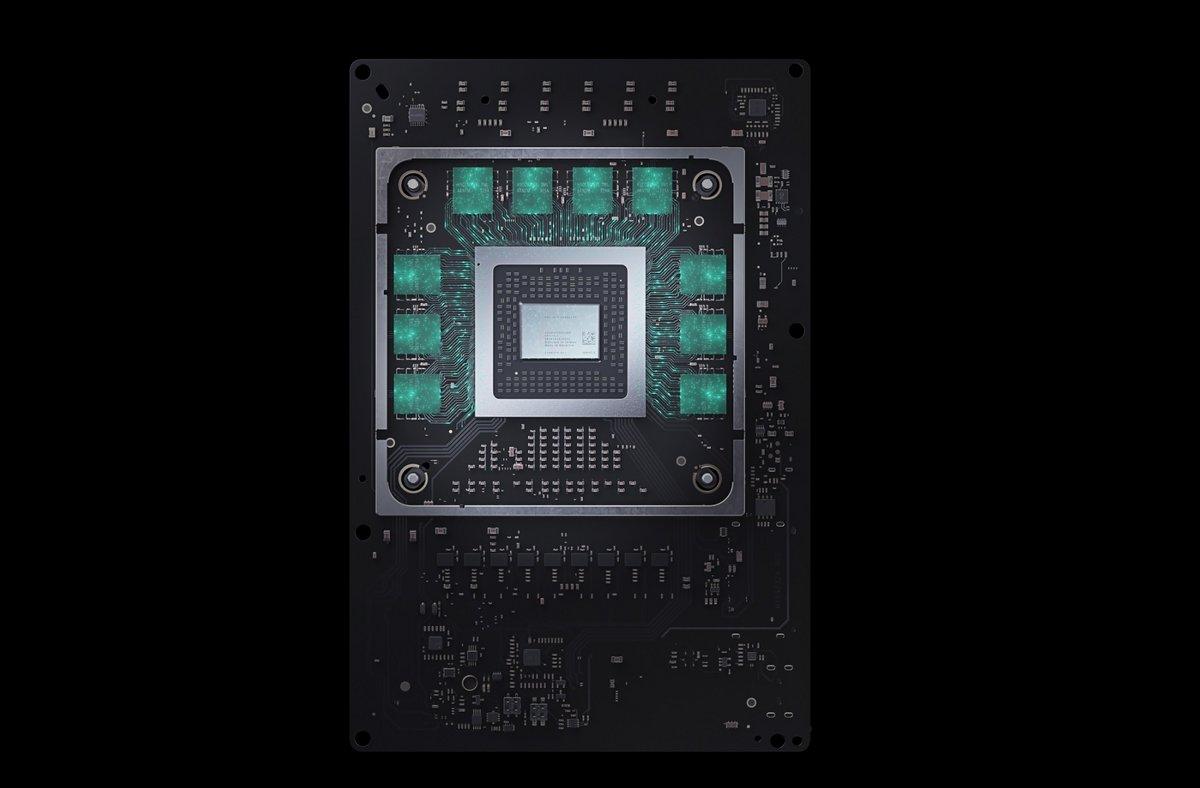 Xbox Series X - SoC