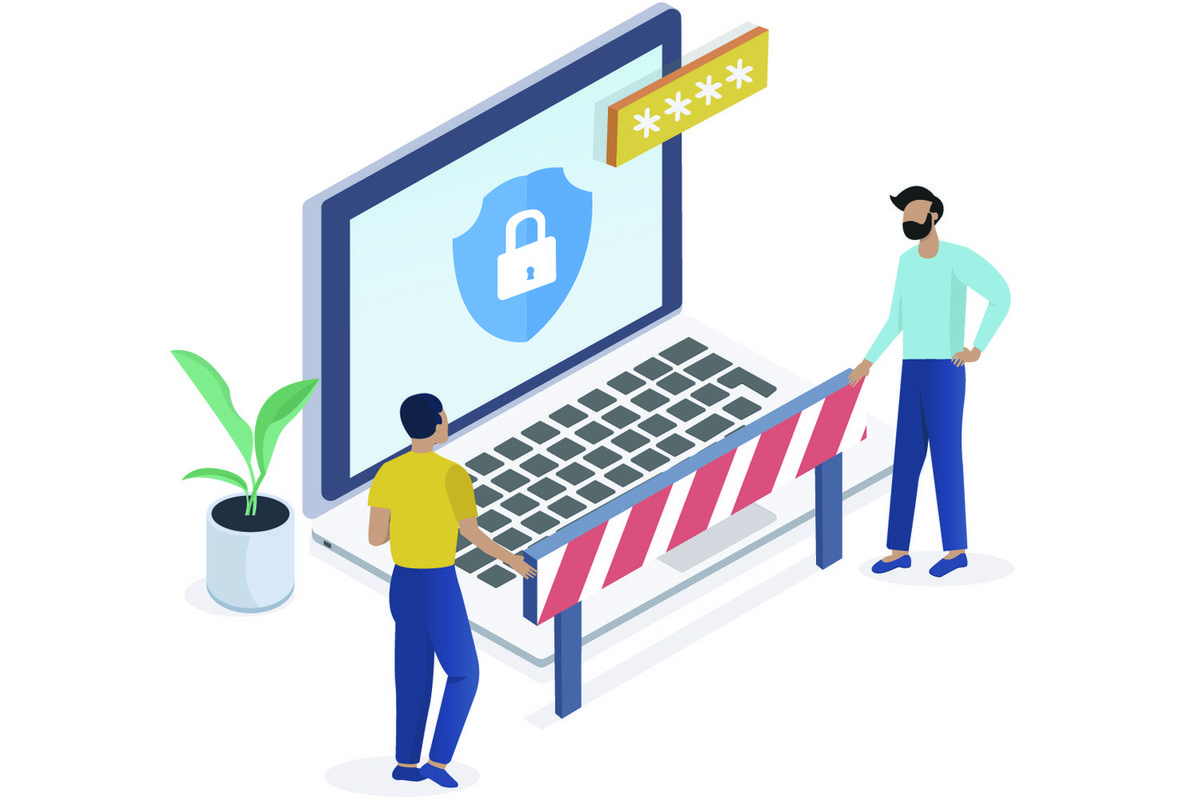 VPN barrière © Shutterstock.com