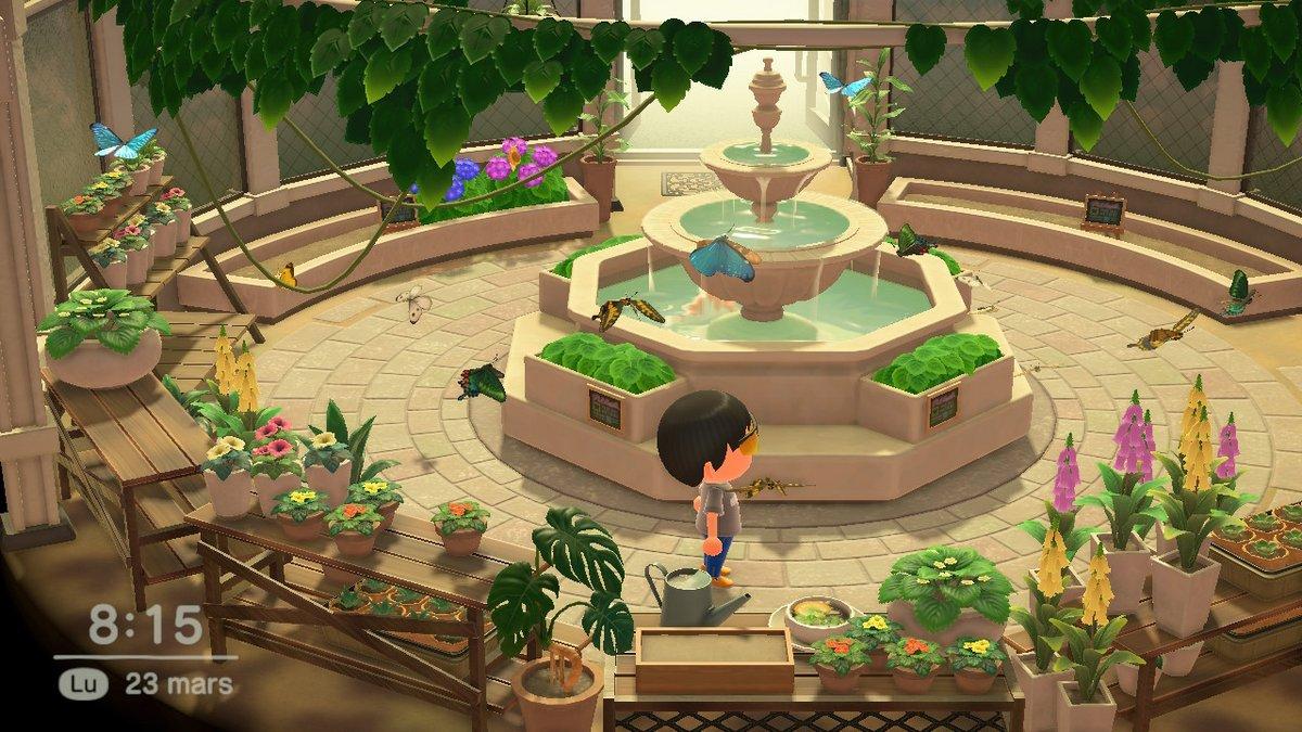 Test Animal Crossing New Horizons