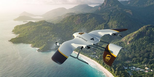 UPS va déployer une nouvelle flotte de drones de livraison